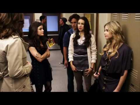"Pretty Little Liars Episode 9 Clip 1 ""The Storm"""