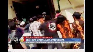 Video Tolak Kibarkan Merah Putih, Mahasiswa Papua dan Ormas Bentrok di Surabaya - BIP 16/08 MP3, 3GP, MP4, WEBM, AVI, FLV Agustus 2018