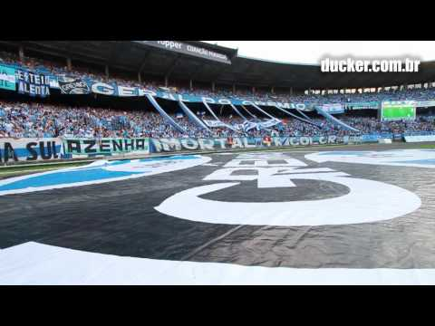 Grêmio 4 x 0 Figueirense - Música nova - Geral do Grêmio - Grêmio - Brasil - América del Sur