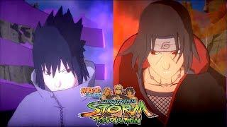 Обложка к комментарию к видео для Naruto Shippuden: Ultimate Ninja Storm Revolution