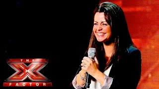 Video Sherilyn Hamilton-Shaw leaves Cheryl in tears | Auditions Week 4 | The X Factor UK 2015 MP3, 3GP, MP4, WEBM, AVI, FLV Juli 2018