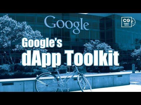 CG MarketWatch | Developer Toolkit for dApps video