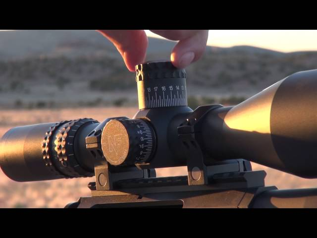 Nightforce ATACR Rifle Scope