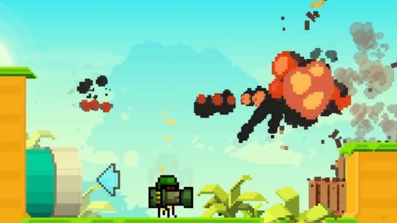 Best New iPhone Games on Our Forums: 'Fez', 'Like a Boss', 'Climby Hammer', 'Shootout on Cash Island', 'Frog Souls', and Loads More