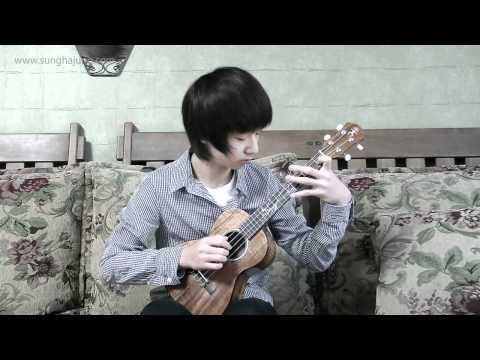 ukulele - Sungha Jung 2nd Album 'Irony' now availble at http://www.sunghajung.com Sungha http://www.sunghajung.com arranged and played 'I'm Yours' by Jason Mraz.