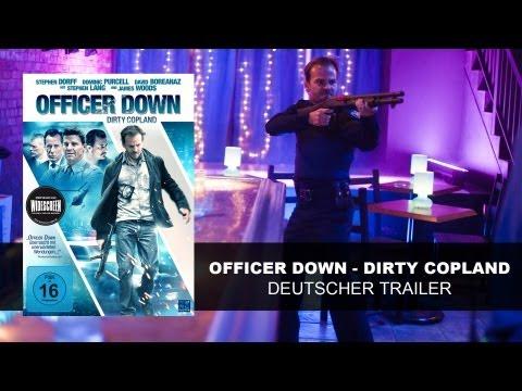 Officer Down - Dirty Copland (Deutscher Trailer) || KSM