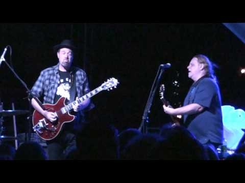 Warren Haynes with Eric Krasno & Danny Louis - Key To The Highway - Island Exodus 8