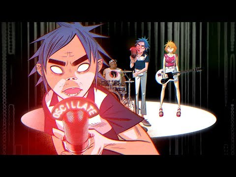 Download Gorillaz - Tranz (Official Video) HD Mp4 3GP Video and MP3