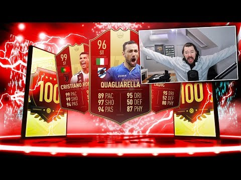 41st IN THE WORLD! - TOP 100 FUT CHAMPS REWARDS - FIFA 19 Ultimate Team