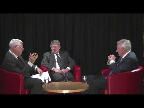 John Hewson im Gespräch mit Bruce Chapman und Daniel Connell