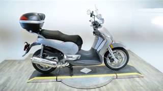 6. 2007 Aprilia Scarabeo 500   Used motorcycles for sale at Monster Powersport, Wauconda, IL