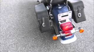 8. 2008 Suzuki Boulevard C90T Stock #9-A005@ Diamond Motor Sports