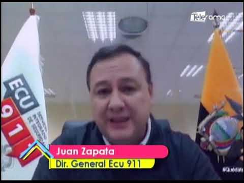 Quito ocupa el primer lugar de alertas al ECU 911 por aglomeraciones