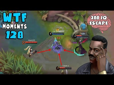Mobile Legends WTF Moments and Funny Moments 120