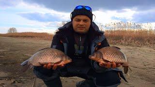 Рыбалка от Михалыча. Ловля огромных карасей на силикон. Днепр 2015