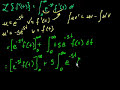 Laplace Transform 5 Video Tutorial