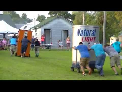 Middletown Mo. Outhouse Races 2015