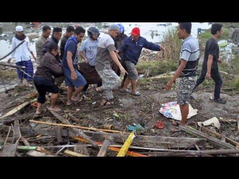 Indonesien: Über 380 Todesopfer nach Erdbeben und Rie ...