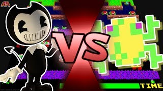 Bendy and the Ink Machine VS Frogger (Bendy VS Frogger) Bendy Animation