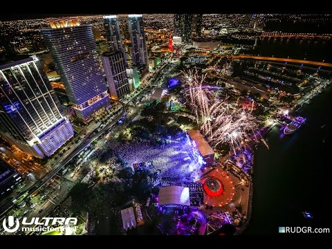 hình Video DJ - Ultra Music Festival 2015