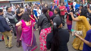 Hatfield United Kingdom  City pictures : Punjabi Bhangra & Dhol at community event in Hatfield UK, 20 June 2015 Part 3 of 3