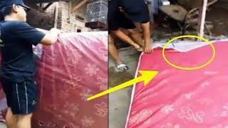 Video Beli SPRINGBED Murah!! Curiga Ada Yg Aneh Didalamnya.. Saat Dibongkar, Ternyata isinya.... MP3, 3GP, MP4, WEBM, AVI, FLV Februari 2018