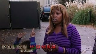 Video Don't Call the Police If You Have Warrants | Police Women of Dallas | Oprah Winfrey Network MP3, 3GP, MP4, WEBM, AVI, FLV April 2019