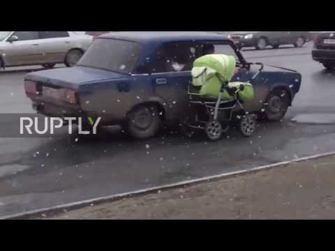 Vauva matkaan ja menoksi only in Russia