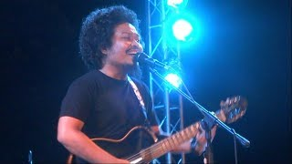 [HD] Payung Teduh - Akad - Prambanan Jazz 2017 [FANCAM]