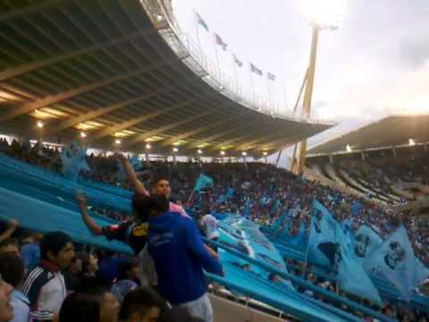De pronto llega el domingo, para ir a ver a Belgrano! ♫ - Los Piratas Celestes de Alberdi - Belgrano
