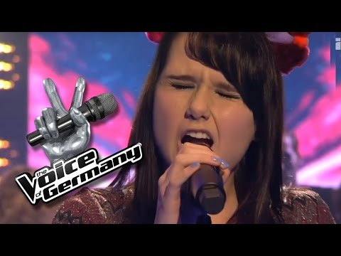 Warriors - Imagine Dragons | Jamie-Lee Kriewitz Cover | The Voice of Germany 2015 | Liveshows (видео)