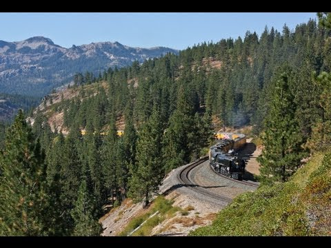 Union Pacific 844 Big Steam Over Donner Pass