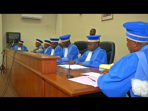 Demokratische Republik Kongo: Klage abgewiesen - Tshi ...
