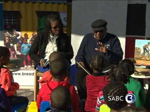 67 Minutes for Mandela Day with Archbishop Desmond Tutu