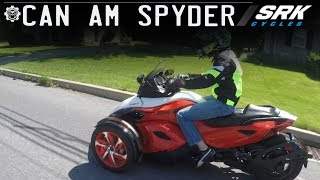 7. Can-AM Spyder RS-S