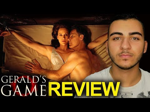 The Problem With Gerald's Game (Netflix's Movie)
