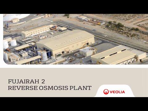 Fujairah 2 Reverse Osmosis Desalination Plant