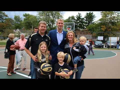 Valpo Parks Celebrates Grand Opening of Tower Parks' Boilermaker and Viking Courts