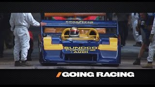 1500+ hp Porsche 917/30 -- /GOING RACING WITH ADAM CAROLLA by DRIVE