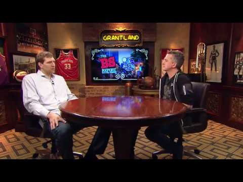 Dirk Nowitzki and Bill Simmons | 2014 NBA All-Star Weekend B.S Report Special