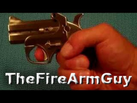 Bond Arms Texas Defender .410/.45 – TheFireArmGuy
