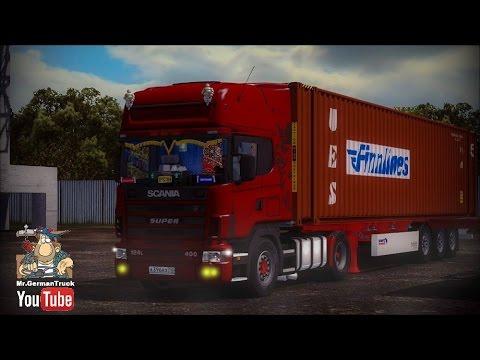 Scania 124L v2