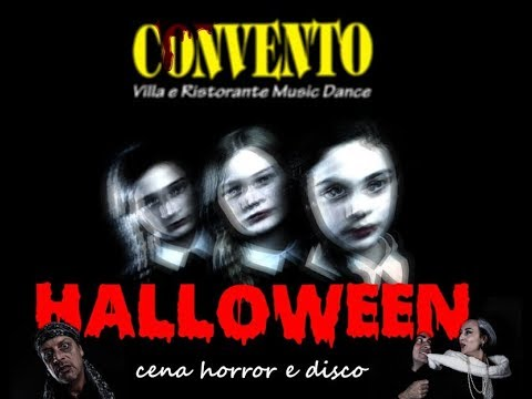 Halloween al Convento il party 2017