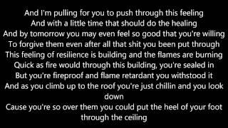 Eminem - Beautiful Pain ft. Sia (Lyrics HD MMLP2)
