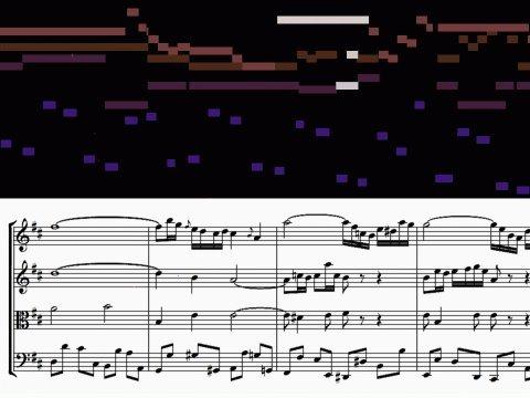 Jan Sebastian Bach - Aria on the G string