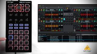 BEHRINGER VIDEO MANUAL: CMD DC-1 Sample Player Control