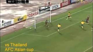 Harry Kewells Treffer für Australien