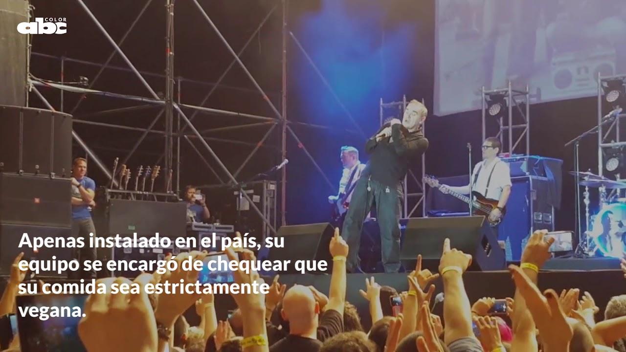 Morrissey, el ídolo cumple 59 años