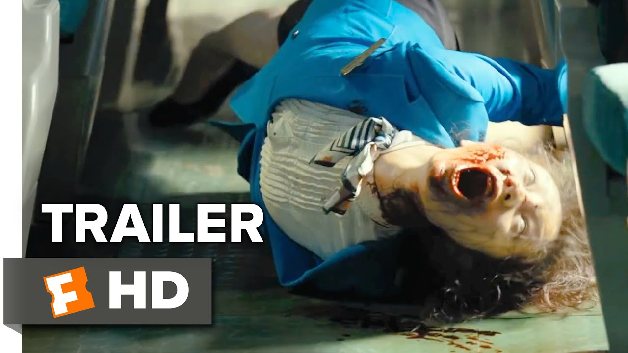 Train to Busan Official Trailer 2 (2016) - Yoo Gong Movie