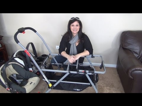 Joovy Twin Roo Stroller Review - Baby Gizmo